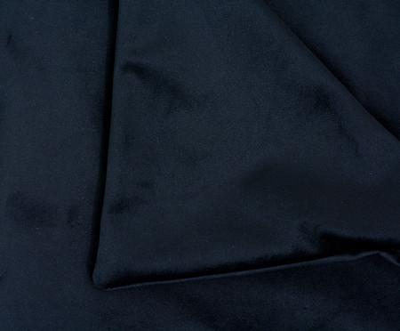 Duvet em Veludo Solid - Preto | WestwingNow