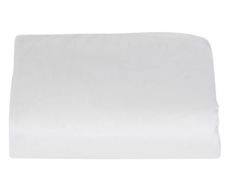 Duvet em Veludo Solid - Gelo | WestwingNow