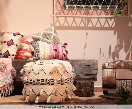 Capa de Almofada Naan - Bege | WestwingNow