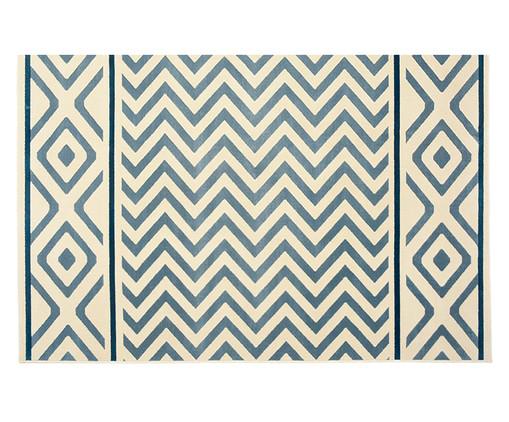Tapete Trendy Ethnic Blu, Azul e Bege | WestwingNow