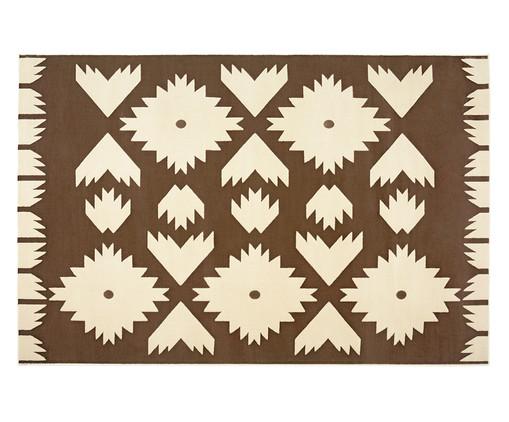 Tapete Trendy Folk Chocolate, Marrom | WestwingNow