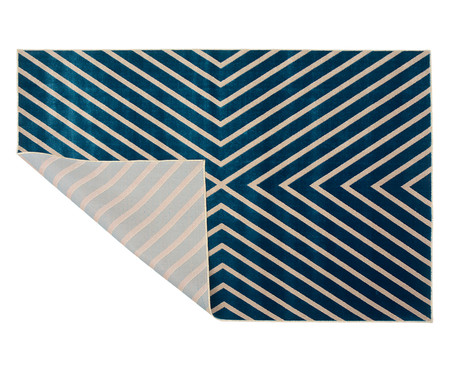 Tapete Trendy Chefron Blu | WestwingNow