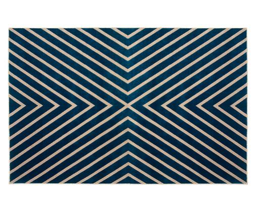 Tapete Trendy Chefron Blu, Azul | WestwingNow