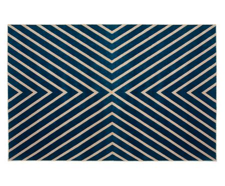 Tapete Trendy Chefron Blu – Azul | WestwingNow