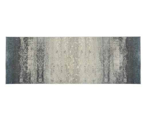 Tapete Passadeira Trendy Gradiente, Cinza e Azul | WestwingNow