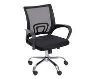Cadeira Tok Baixa - Preta | WestwingNow