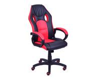 Cadeira Raptor - Preta e Vermelha   WestwingNow