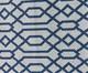 Tapete Passadeira Turca Vivian - Bege e Azul, Azul e Marfim | WestwingNow