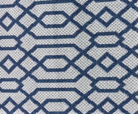 Tapete Passadeira Turca Vivian - Bege e Azul | WestwingNow
