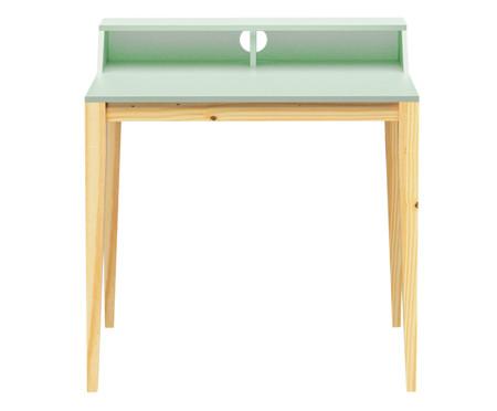 Escrivaninha de Madeira Pine - Verde Claro | WestwingNow