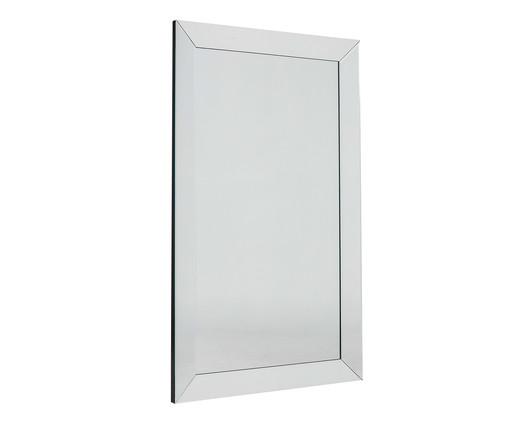 Espelho de Chão Samantha, Prateado | WestwingNow