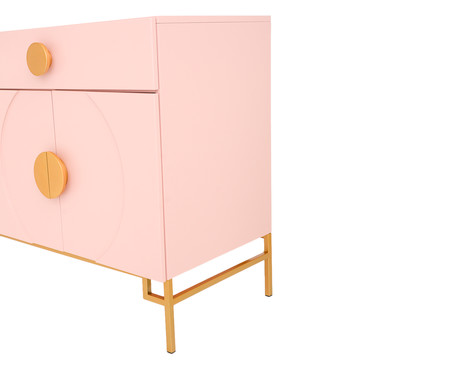 Buffet Duo Cerchio D'Oro - Rosa | WestwingNow