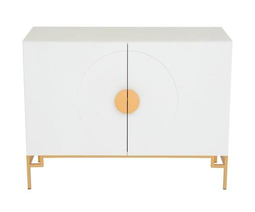 Buffet Cerchio D'Oro -Branco, Branco | WestwingNow