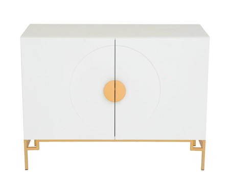 Buffet Cerchio D'Oro -Branco | WestwingNow