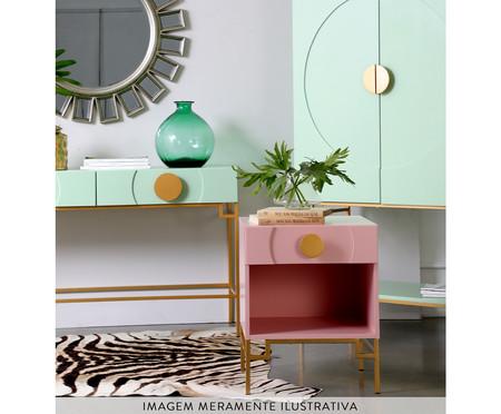Aparador Cerchio D'Oro - Rosé | WestwingNow