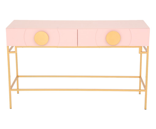 Aparador Cerchio D'Oro - Rosé, Rosa | WestwingNow