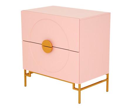 Cômoda Cerchio D'Oro - Rosé | WestwingNow