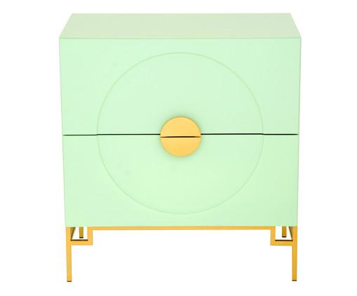 Cômoda Cerchio D'Oro Mint - 02 gavetas, Verde | WestwingNow