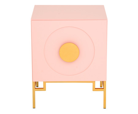 Mesa de Cabeceira Cerchio D'Oro - Rosé   WestwingNow