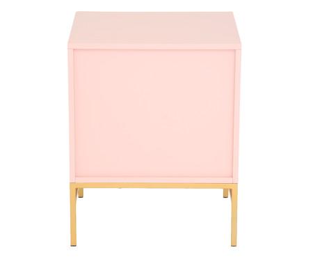 Mesa de Cabeceira Cerchio D'Oro - Rosé | WestwingNow