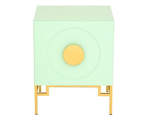 Mesa de Cabeceira Cerchio D'Oro - Mint, Verde | WestwingNow
