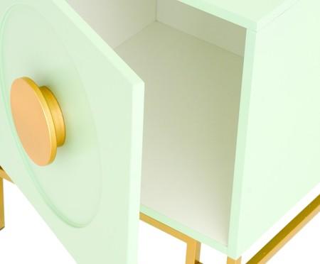 Mesa de Cabeceira Cerchio D'Oro - Mint | WestwingNow
