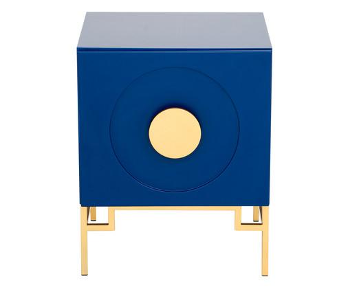 Mesa de Cabeceira Cerchio D'Oro - Royal, Azul | WestwingNow