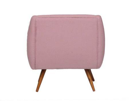 Poltrona  Mimo - Rosa Vintage | WestwingNow