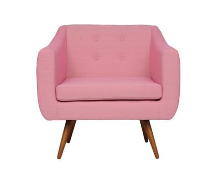 Poltrona Mimo - Rosa Flamingo | WestwingNow