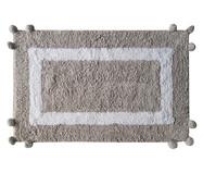 Tapetinho de Banheiro Bem - Cinza | WestwingNow