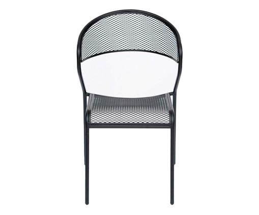 Cadeira Lenna - Preta, Preto | WestwingNow