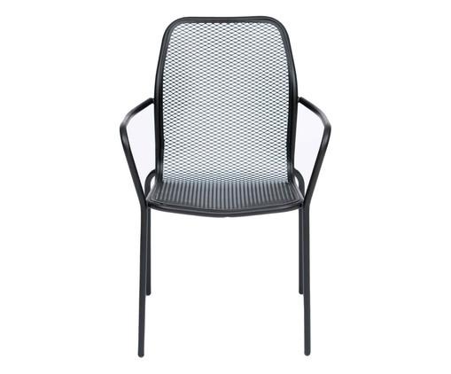 Cadeira Clove - Preta, Preto | WestwingNow