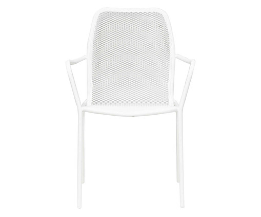 Cadeira Clove - Branca, Branco | WestwingNow
