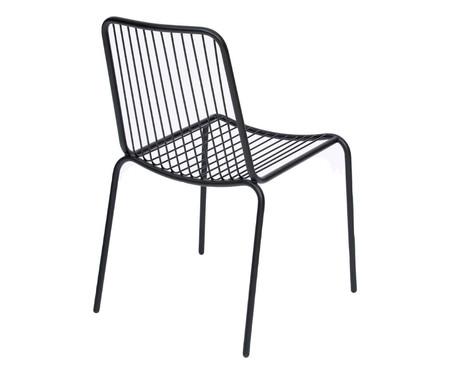 Cadeira Grid - Preta | WestwingNow