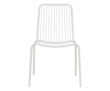 Cadeira Grid - Branca | WestwingNow
