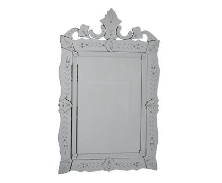 Espelho de Parede Veneziano Jaro - Prateado | WestwingNow