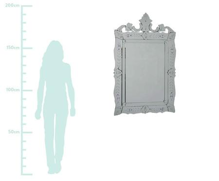 Espelho de Parede Veneziano Jaro - Prata | WestwingNow