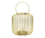 Lanterna Eros - Dourada | WestwingNow