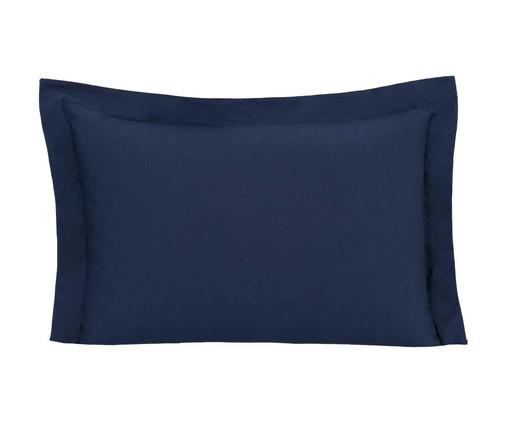 Fronha de Travesseiro 100% Algodão 150 Fios Aquarele - Azul, Azul Marinho | WestwingNow