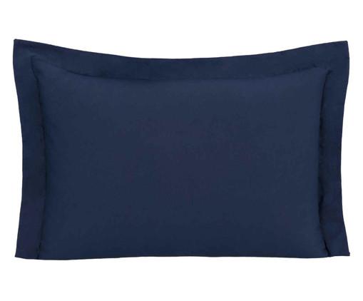 Fronha para Travesseiro King 100% Algodão 150 Fios Aquarele - Azul, Azul Marinho | WestwingNow