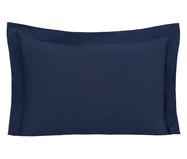 Fronha para Travesseiro King 100% Algodão 150 Fios Aquarele - Azul | WestwingNow