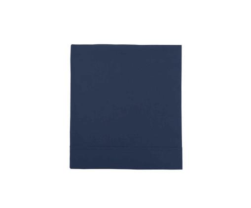 Lençol Superior Aquarele 150 fios - Azul Marinho, Azul Marinho | WestwingNow
