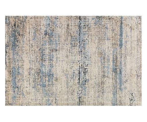 Tapete Turco Abstrato Noble Olga, Azul e Bege | WestwingNow
