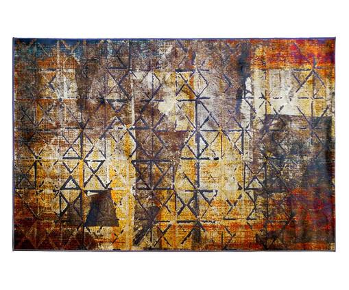 Tapete Turco Geométrico Cosy Mats - Colorido, Multicolor | WestwingNow