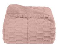 Edredom Plush Peles - Rosa Vintage | WestwingNow