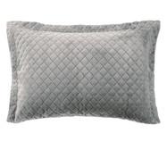 Porta-Travesseiro Inove Liso - Platina | WestwingNow