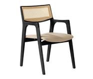 Cadeira Vitória - Preta | WestwingNow