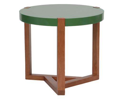 Mesa Lateral Geometric - Verde, Verde | WestwingNow