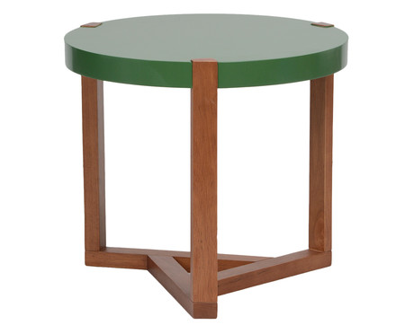 Mesa Lateral Geometric - Verde | WestwingNow
