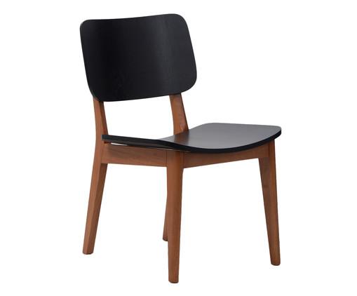 Cadeira Tomásia - Preta, Preto | WestwingNow